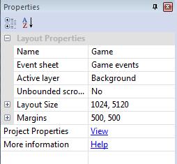 propertiesbar
